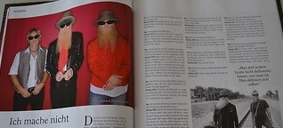 Dusty Hill in bassquarterly