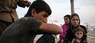 Rojava - Auch Zusehen tötet