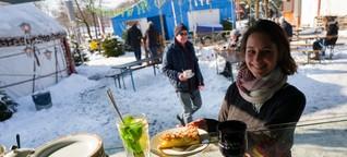 Freizeit in München: Hier kann man sich nach einem Winter-Spaziergang aufwärmen