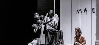 Darius Milhaud: Christophe Colomb | Die Deutsche Bühne