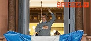 """""""Argentinien ist wie ein Fass ohne Boden"""""""