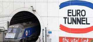 Eurotunnel-Jubiläum: Die Insel rückt näher an den Kontinent