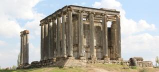 Archäologie: Verschwundenen Goldlettern auf der Spur