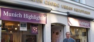 Fotostrecke: Georg Urban wird 88: Kunsthändler seit 68 Jahren - Eine Münchner Legende - Abendzeitung München