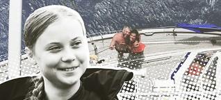 """Segler-Paar über Gretas Segelreise: """"Als würde man sich in eine Rakete setzen"""""""