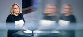 Schulze unter Druck: Umweltministerium soll 600 Millionen Euro für Beratungsleistungen ausgegeben haben