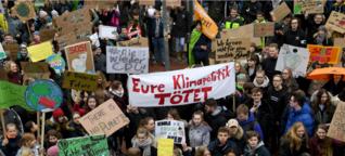 Demokratie auf der Straße lernen