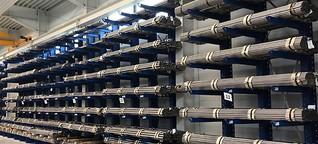 Umweltfreundlicher Stahl zur CO2-Reduktion