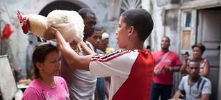 Gutes Brauchgefühl - Santería-Religion auf Kuba