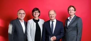 SPD-Vorsitz: Das Kandidatenduell