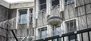 Strafvollzug - Erhöhtes Suizidrisiko bei Inhaftierten