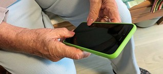 In diesem modernen Seniorenheim ist alles digital