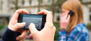 """""""Steinzeitpädagogik"""": Handyverbot an Bayerns Schulen auf der Kippe"""