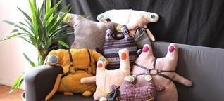 Schöner Müll: Ein weicher Freund, der schweigt