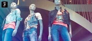 Jeans-Trends: Gestern Skinny, morgen Schlag