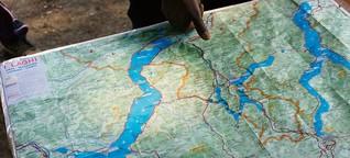 Flüchtlinge: Das Leiterspiel von Como