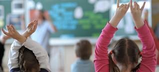 Lehrermangel: Vier Klassen, zwei Lehrer und ein Rektor