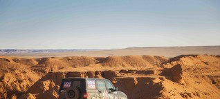 The Ultimate Off-Road Guide to Mongolia for Selfdrive Tours