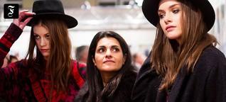 """Modedesigner in Deutschland über ihr Herkunftsland: """"Trumps Einreiseverbot hat mich aufgewühlt"""""""