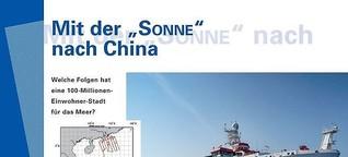 Leibniz Nordost: Mit der 'Sonne' nach China