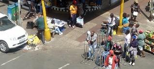 """""""Afrophobie"""" - Fremdenfeindlichkeit in Südafrika"""