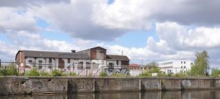 Soul-Kitchen-Halle: Brauerei oder Wagenplatz?