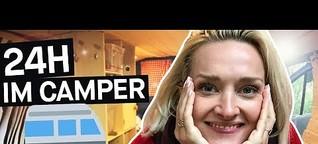 Selbstversuch #vanlife: Wie ist das Outdoor-Leben im Camper wirklich? || PULS Reportage