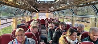 So lief die Bus-Tour mit den Main-Spessarter Landratskandidaten