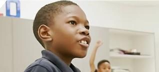 Vom Problemkind zum Musterschüler – die LeBron-Schule