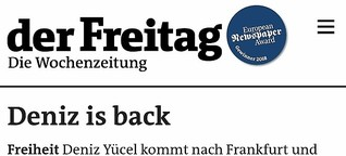 Freiheit - Deniz is back