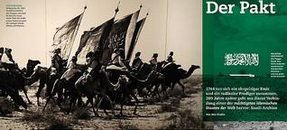 Der Pakt - Die Geschichte Saudi-Arabiens