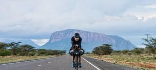 Jonas Deichmann: Vom Nordkap bis Kapstadt per Rad - Weltrekord