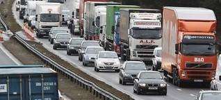 Logistikplattform Rio: Mehr Fracht transportieren mit weniger Lkw