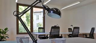 Erfolgreiche Coworking-Spaces in Potsdam