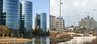 Vom Silicon Valley nach Ramallah