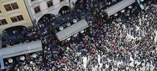 Leiden, wo andere Urlaub machen - Die Folgen des Massentourismus