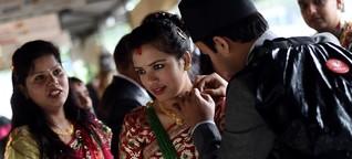 Arrangierte Ehe: Wenn die Heirat nicht aus Liebe ist