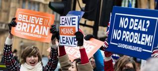 Warum Boris Johnson keine Angst vor Neuwahlen hat