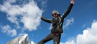 Mount Everest besteigen: Gefährliche Tour zum Base Camp