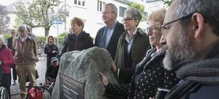 Erinnerungskultur am Dornbusch: Manche konnten den Nazis entkommen