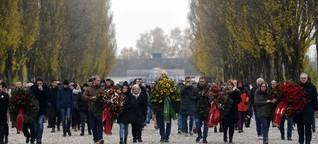 Dachau: Georg Restle und Kevin Kühnert warnen vor AfD