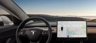 Software eats Spaltmaße: Was Autokäufern wichtig ist - und warum Tesla liefert