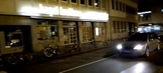 Hier das Video: Glücklicher Isländer startet Ein-Mann-Autokorso in Bonn
