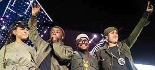 Black-Eyed-Peas-Konzert in Berlin: Wie Taboo der Band den Arsch gerettet hat