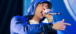 "So klingt Eminems Überraschungs-Album ""Kamikaze"""