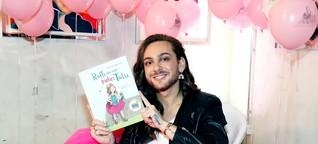 """Riccardo Simonetti veröffentlicht Buch: """"Raffi und sein pinkes Tutu"""" wirbt für Toleranz und Respekt"""