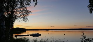 Finnland - Urlaub im Saimaa Seengebiet