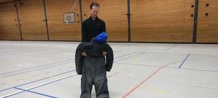 So schwer ist der Sporttest der Polizei Bremen