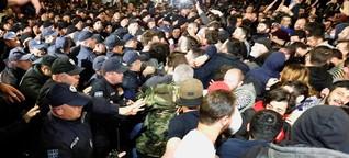 """Razzien in georgischer Technoszene: """"Das ist nicht nur Party. Das ist eine soziale Bewegung"""""""