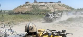 Bundeswehr schickt mehr Soldaten nach Afghanistan | DW | 22.03.2018